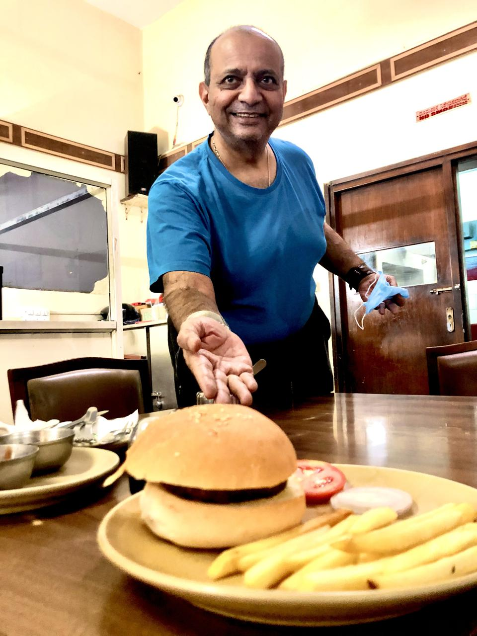 What Makes A Good Burger A Great Burger? Prem Koshy Brings Whole-Meat Americana To St Mark's Road